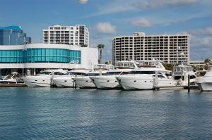 Lido Key yacht club