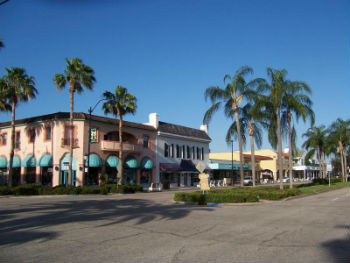 main street in venice, florida