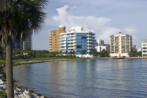 view of siesta key condos for sale