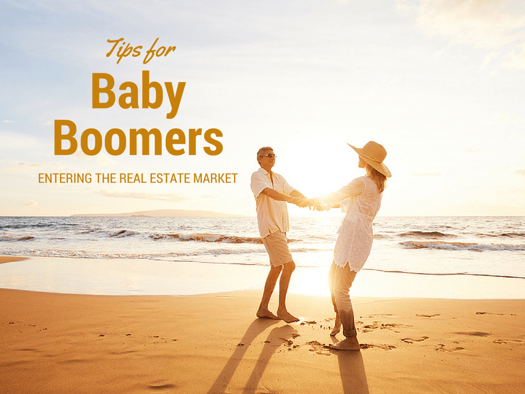 baby boomer tips for entering the real estate market