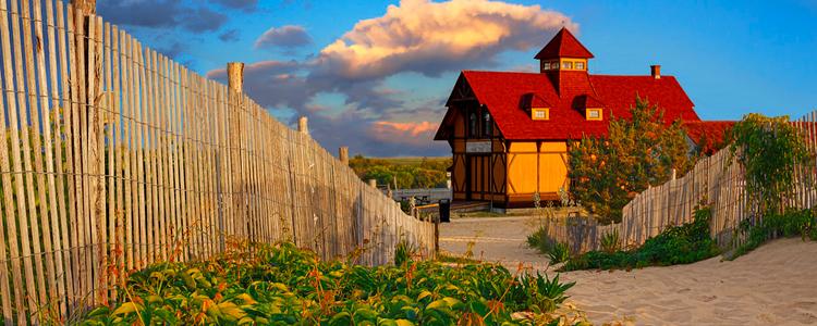 Delaware Seashore State Park: Life Saving Station