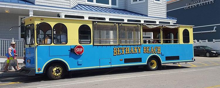 Bethany Beach Transportation