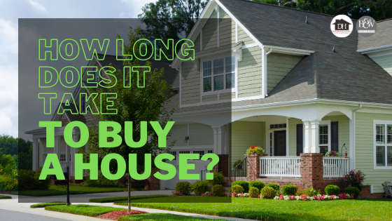 How long does it take to buy a house