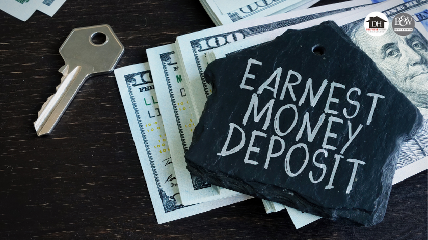 Increase your earnest money keep your home offer competitive