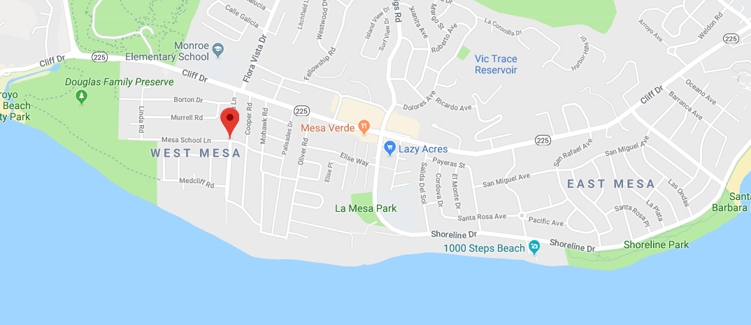 The Mesa Map