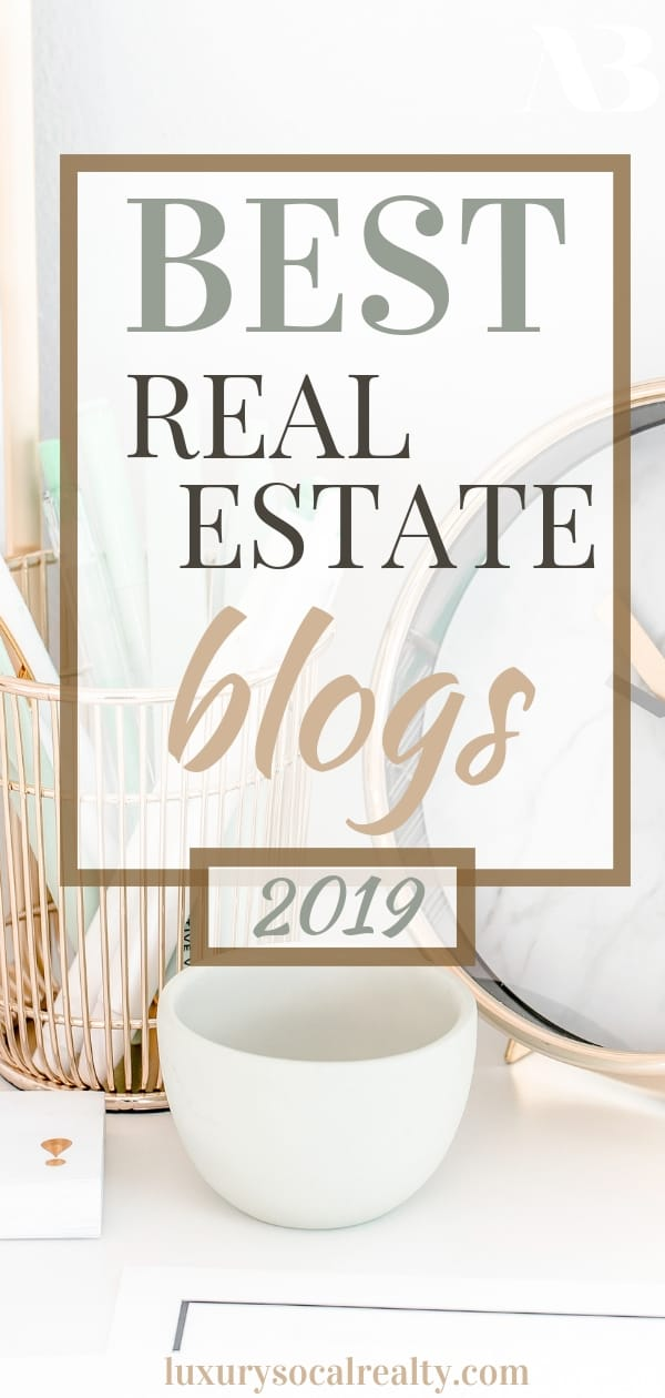 Real Estate Blog//Real Estate Blog Ideas//Real Estate Blog Topics//Real Estate Blog Posts//Real Estate Blog Design//Real Estate Blog Content//Real Estate Blog Articles//Discover Real Estate Blogs (2019 Best Real Estate Blogs) by Joy Bender Luxury Real Estate Agent Compass San Diego REALTOR&reg #realestate #realtor #realestateblog #realestateagent #realestatemarketing
