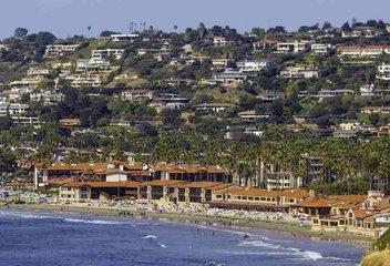 beach houses in La Jolla
