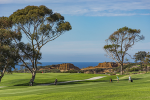 golf course homes in San Diego