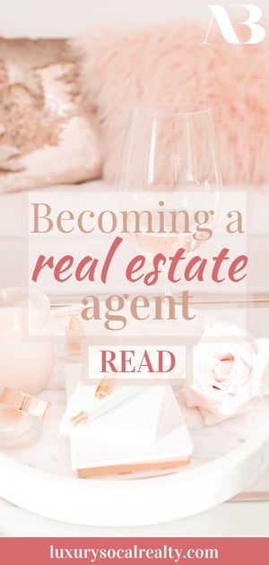 Getting started in real estate? Learn how to become a successful real estate agent, new real estate agent tips, and tips on becoming a Realtor® written by Real Estate Agent Joy Bender | San Diego Realtor® Compass