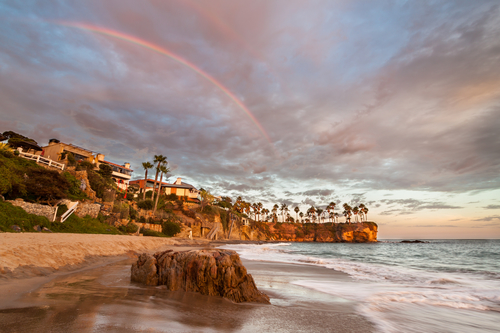 La Jolla or Del Mar versus Laguna Beach or Newport Beach