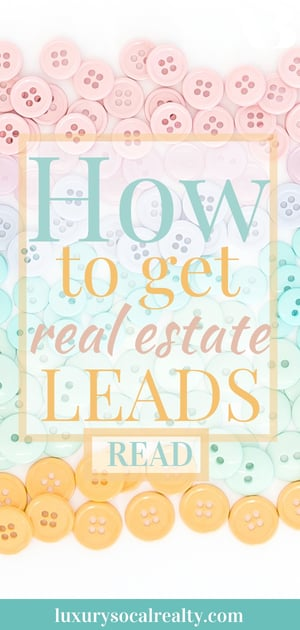 Learn about real estate lead generation, how to get real estate leads, how to generate real estate leads, and real estate lead conversion for Realtors®