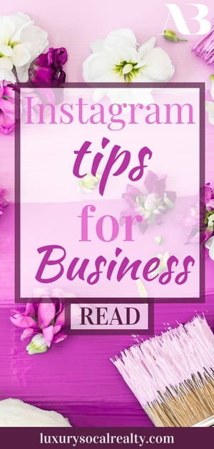 Learn about Instagram marketing, Instagram tips, and how to market on Instagram written by Real Estate Agent Joy Bender | San Diego Realtor® Compass