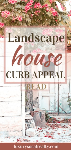 Discover 15 landscaping tips that can help sell your home.  Learn how to create curb appeal for selling a house & how to design backyards that sell houses!