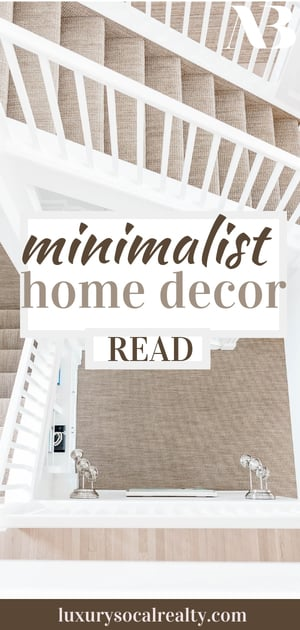 Discover a minimalist manifesto for home decor by focusing on a simple, understated design.  Learn how minimalism creates a home environment that exudes openness, serenity and tranquility while also having sophisticated appeal.
