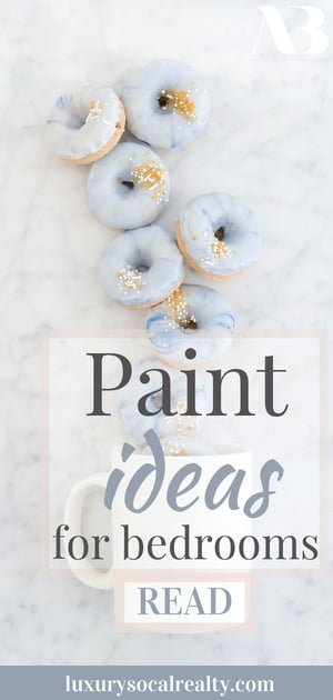 Discover what colors make you sleep better, sleep inducing colors, the best color for bedroom walls, and the best bedroom colors for sleep written by Real Estate Agent Joy Bender | San Diego Realtor® Compass