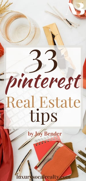 Real Estate Social Media//Real Estate Social Media Marketing//Real Estate Pinterest//Pinterest Real Estate//Learn about Pinterest real estate, how to use Pinterest for real estate business, and real estate marketing on Pinterest by San Diego real estate agent Joy Bender Compass Realtor®
