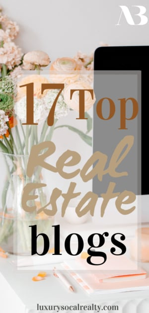 discover the top blogs in real estate