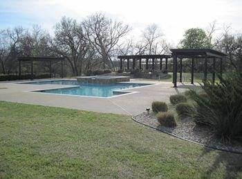 Pool at Covered Bridge Canyon