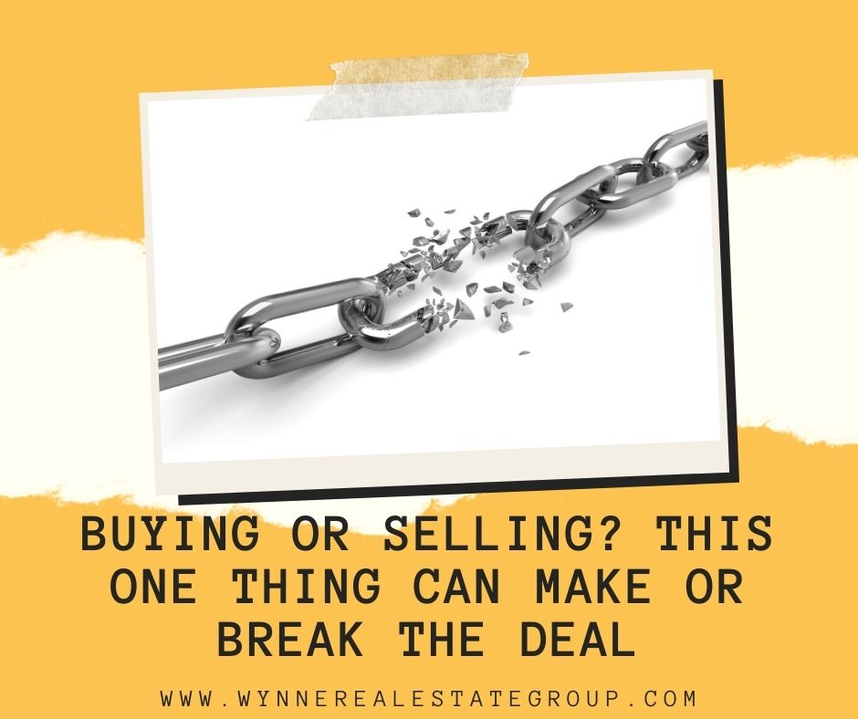 Buying or Selling? This One Thing Can Make or Break the Deal