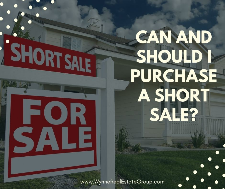 Can and Should I Purchase a Short Sale?