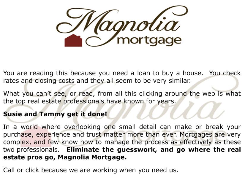 Magnolia Mortgage