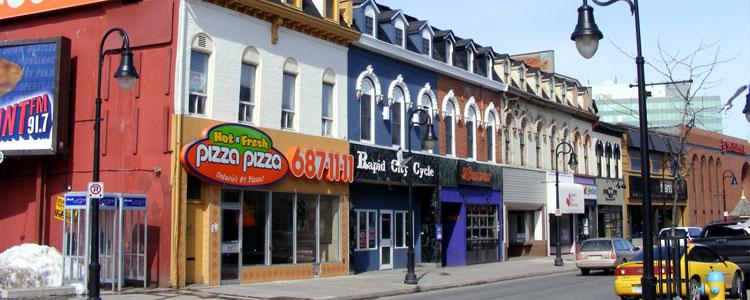 St Catharines Ontario