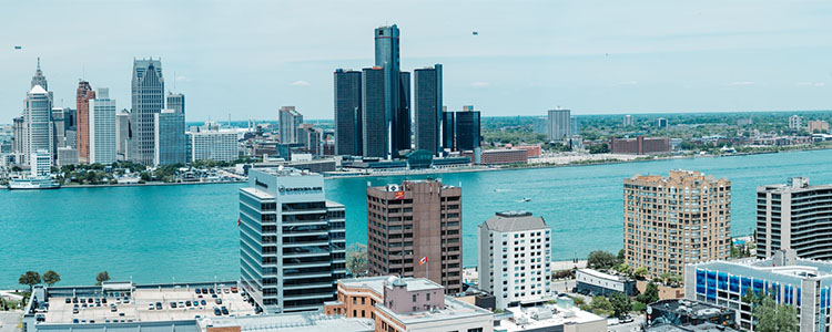 Downtown Windsor Ontario
