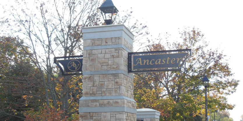Ancaster Neighbourhood Hamilton Ontario