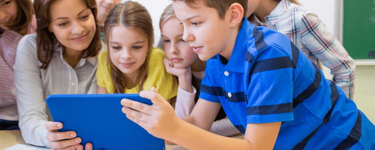 Guelph elementary schools learning devices