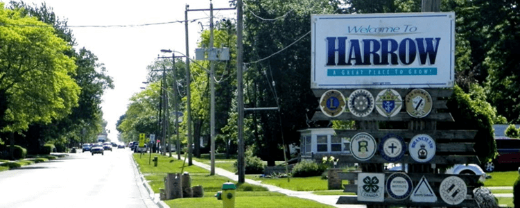 Harrow Ontario real estate for sale