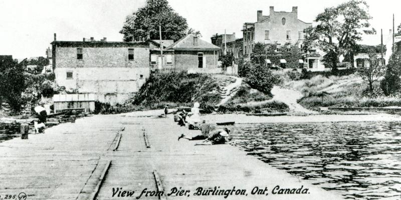 History of burlington ontario