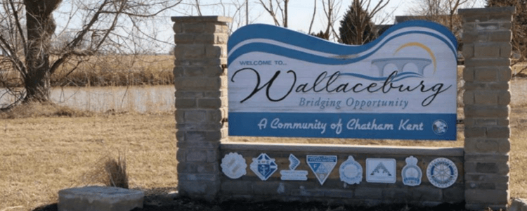 Homes for sale Wallaceburg Ontario
