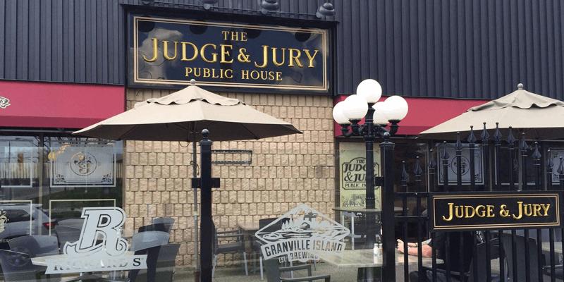 Judge and jury burlington ont
