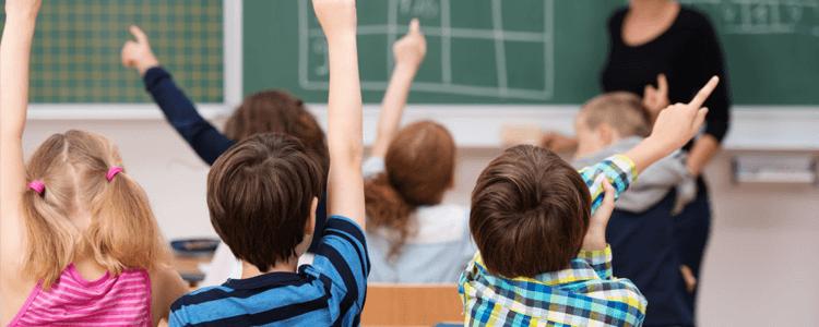 Kids learning in burlington ontario