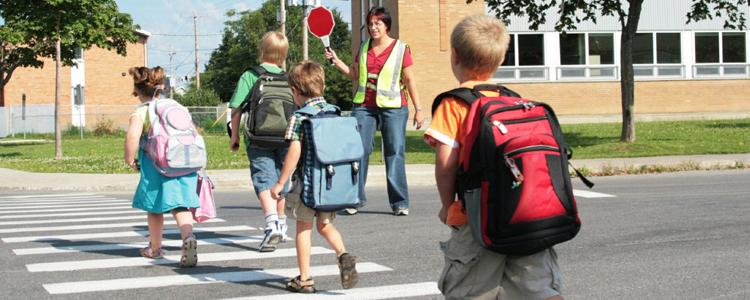 kids walking to school hamilton ontario