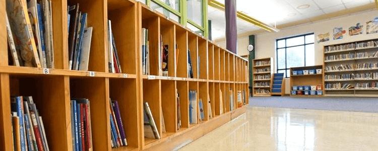 Kitchener ontario elementary schools library