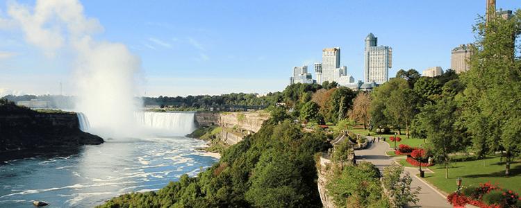 living in Niagara falls, Ontario
