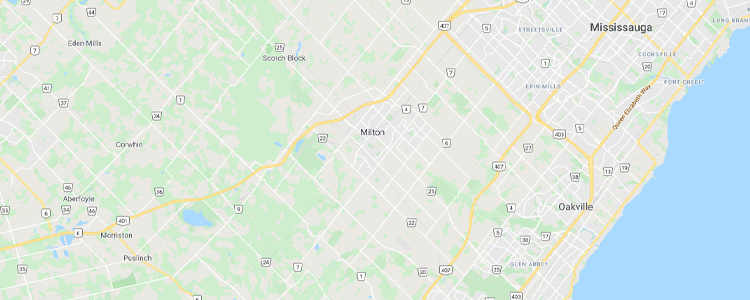 where is milton ontario