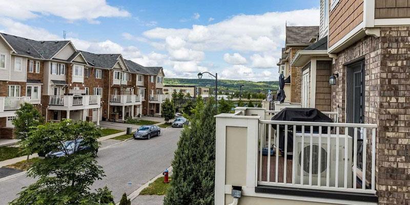 neighbourhood best views harrison milton ontario