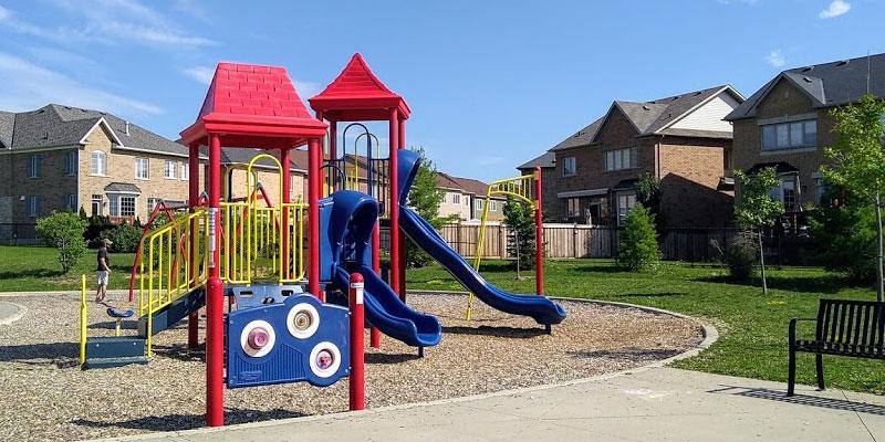 scott neighbourhood park milton ontario