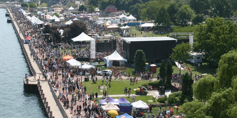 Sound of music festival burlington ontario