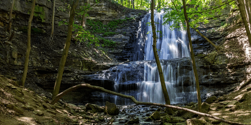 Things to do trails and waterfalls hamilton ontario