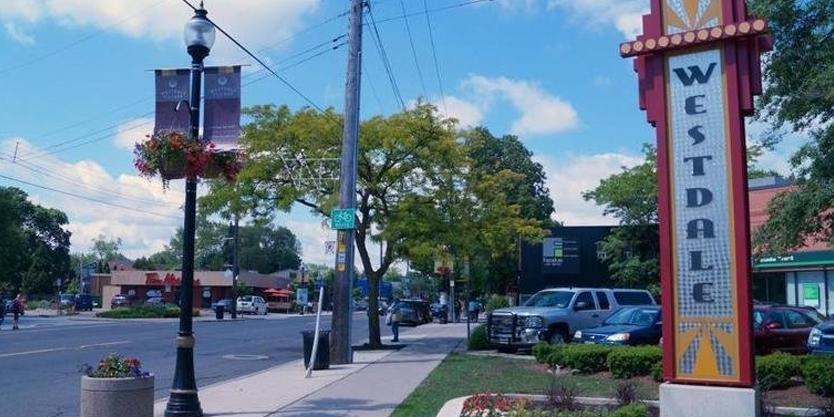 Westdale Neighbourhood Hamilton Ontario