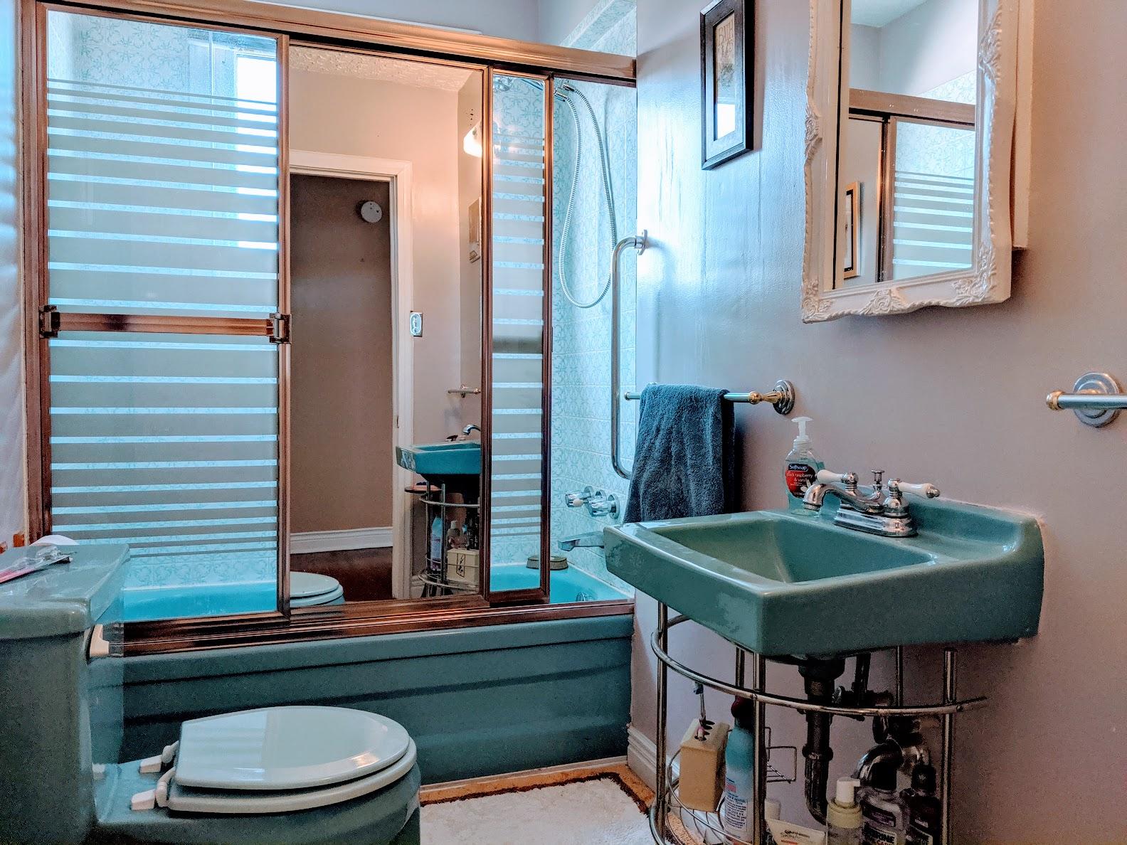 Bathroom needs a reno