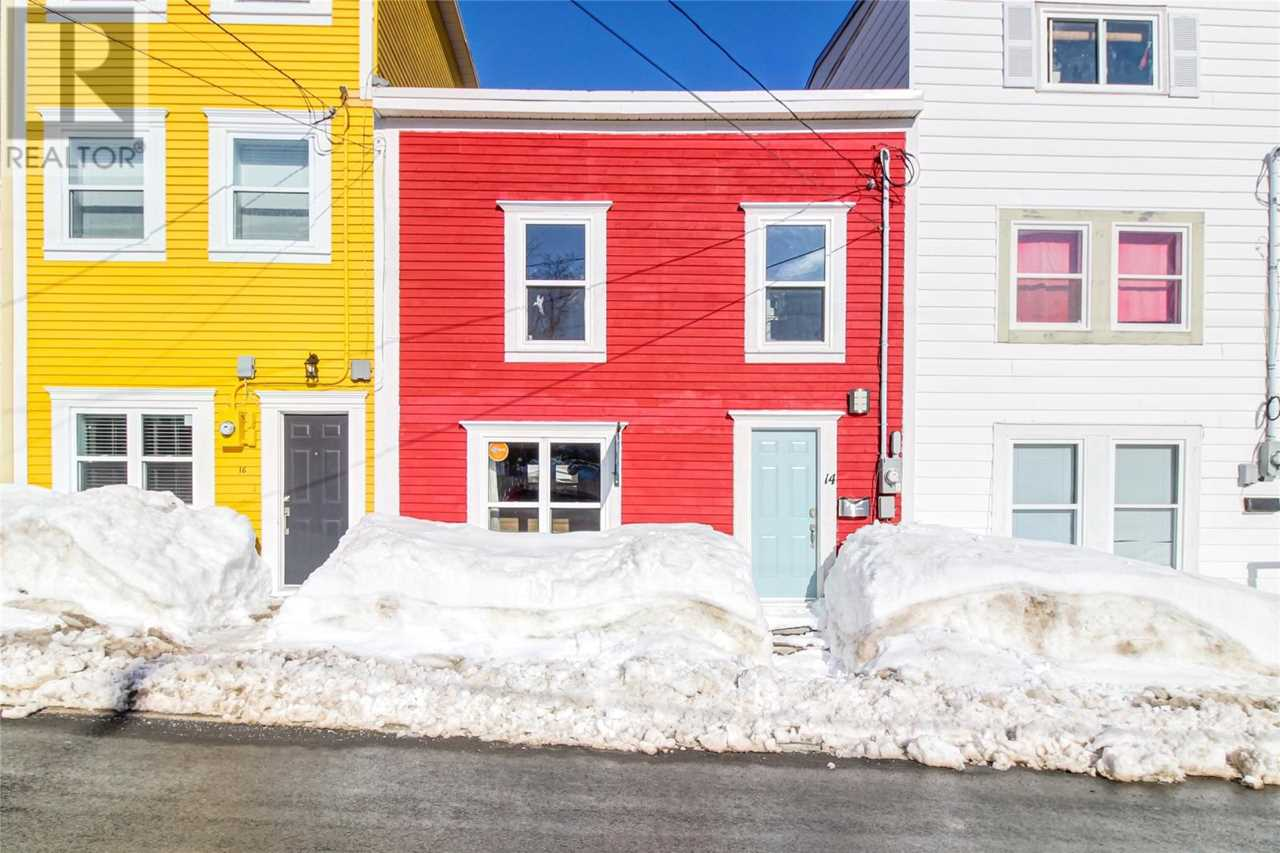 Home for sale in St. John's NL