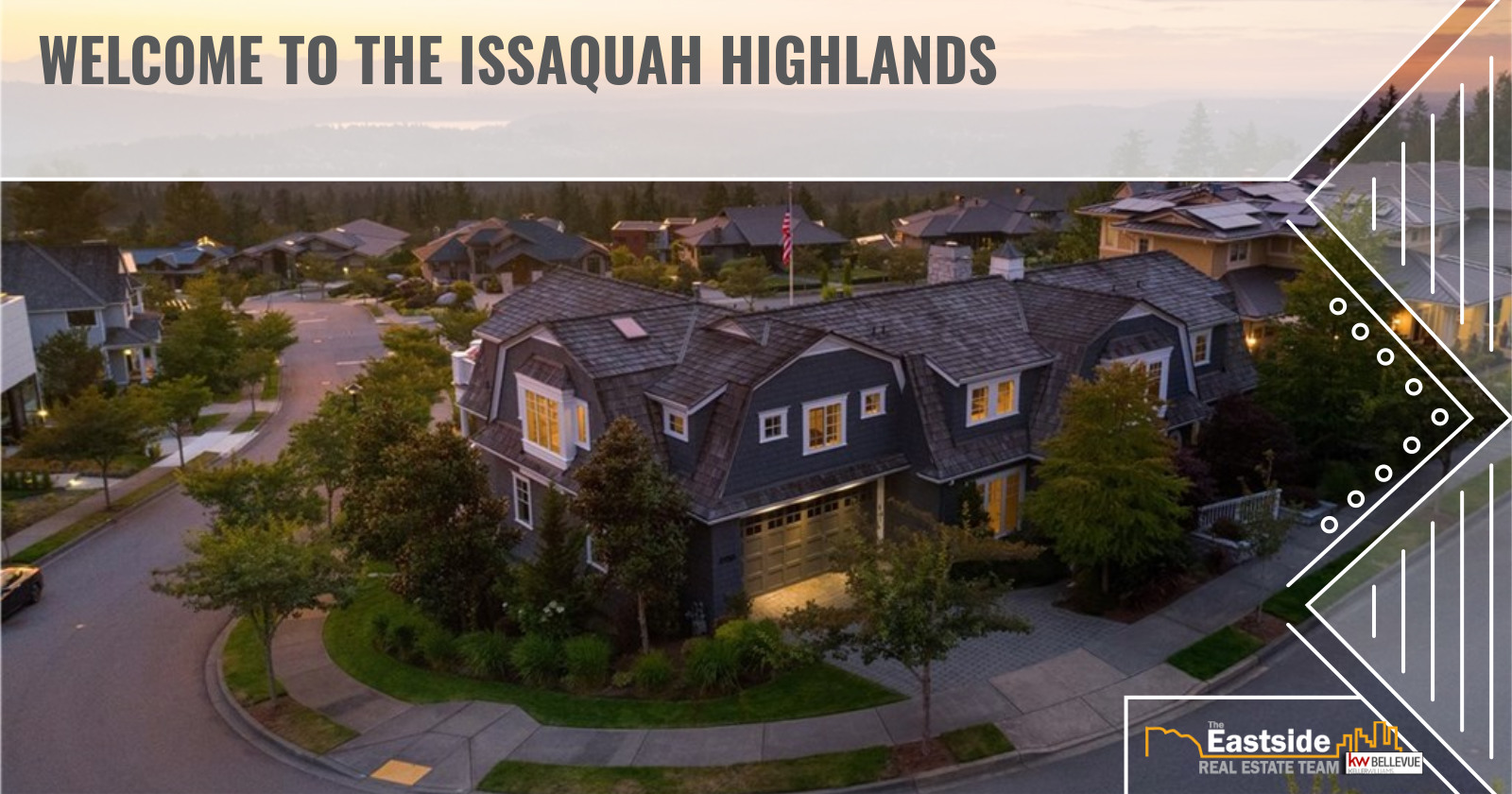 Welcome to The Issaquah Highlands