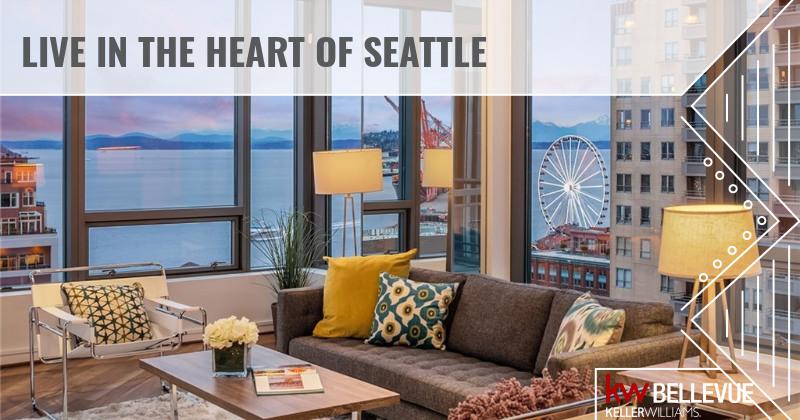 Live in Seattle Skyline