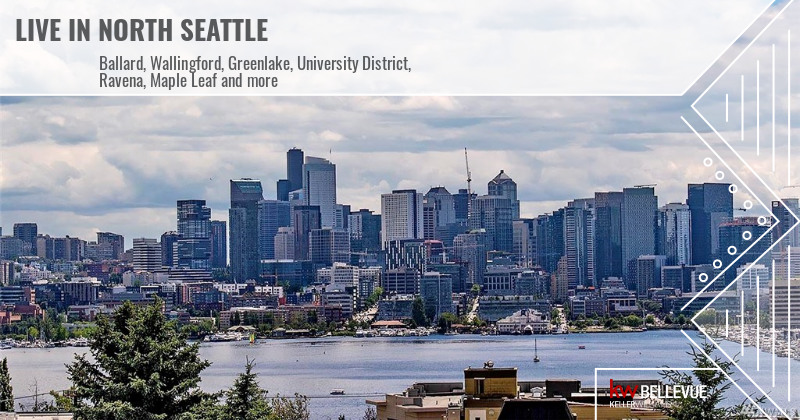 North Seattle Ballard Wallingford Greenlake University District