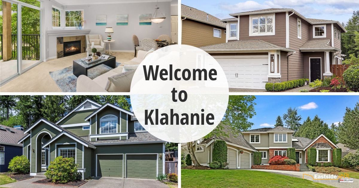 Welcome to Klahanie
