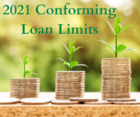2021 Boulder County Conforming Loan Limits